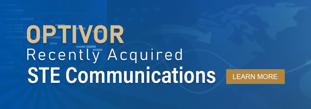 Optivor Acquires STE Communications